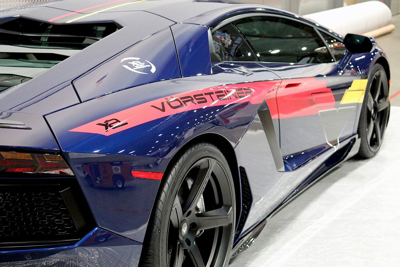 Lamborghini Huracan   Lamborghini Huracan by Vorsteiner