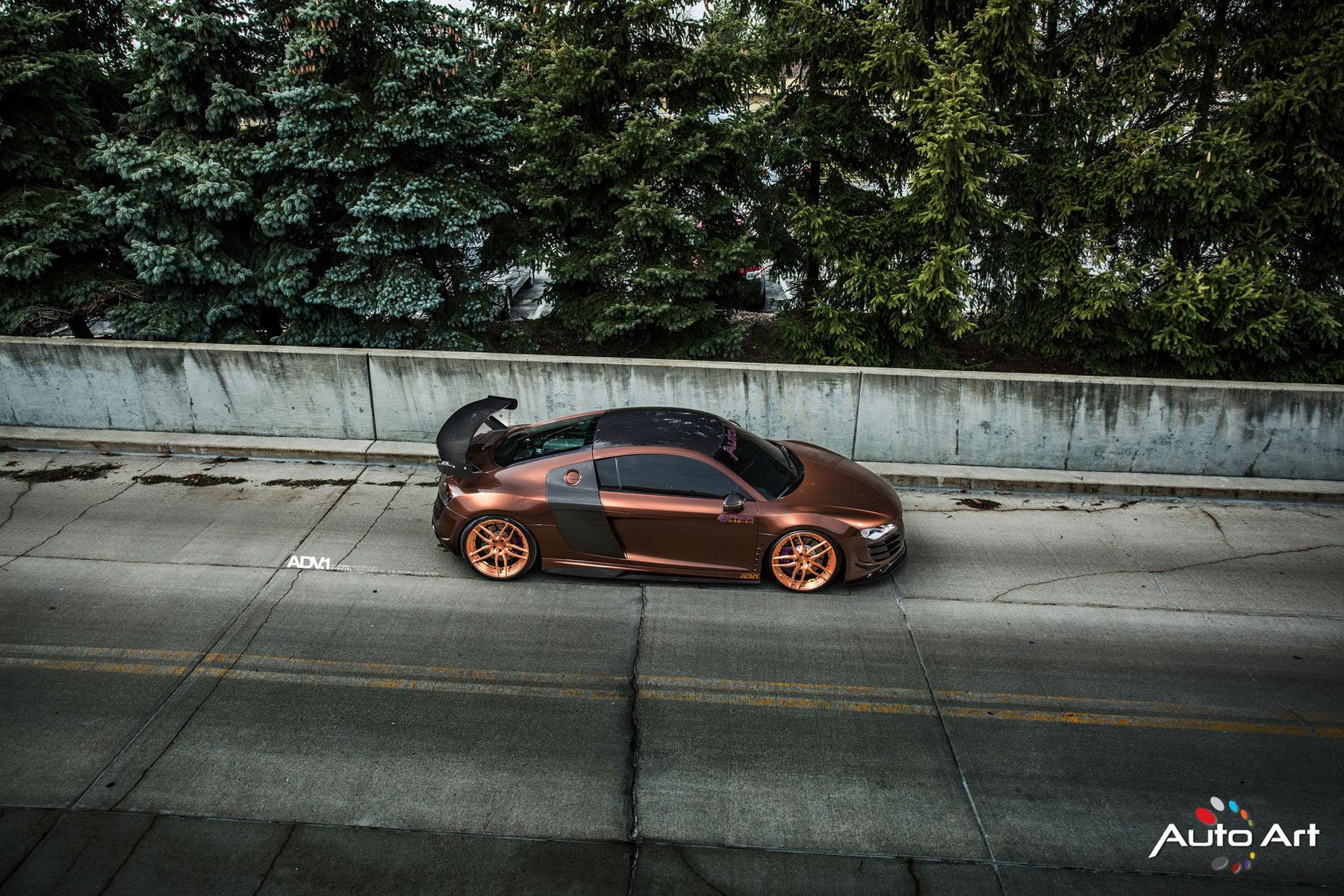 Audi R8 | Prior Design Audi R8