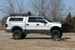 2007 Ford F150 V Series