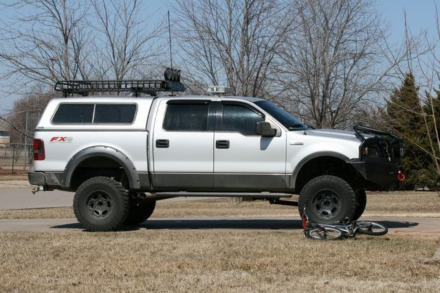 2007 Ford F-150 | 2007 Ford F150 V Series