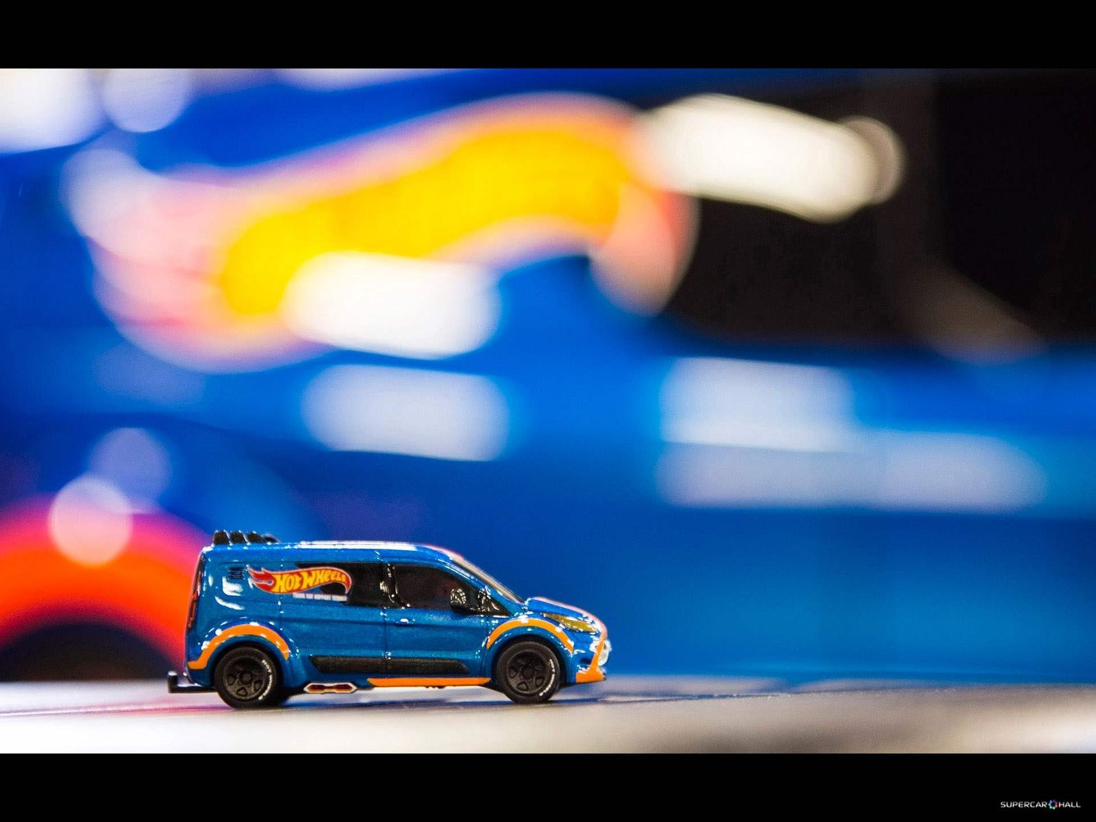 2013 Ford Transit Connect | HOT WHEELS TRANSIT
