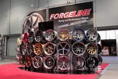 Forgeline is Ready to Rock the 2016 SEMA Show