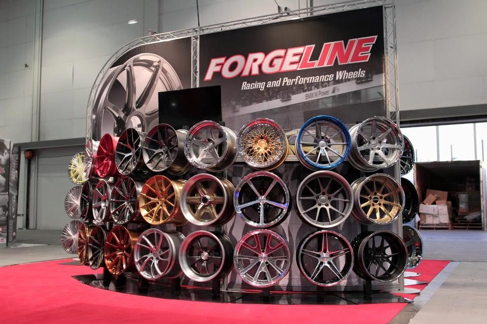 | Forgeline is Ready to Rock the 2016 SEMA Show