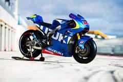 Suzuki XRH-1 MotoGP Machine