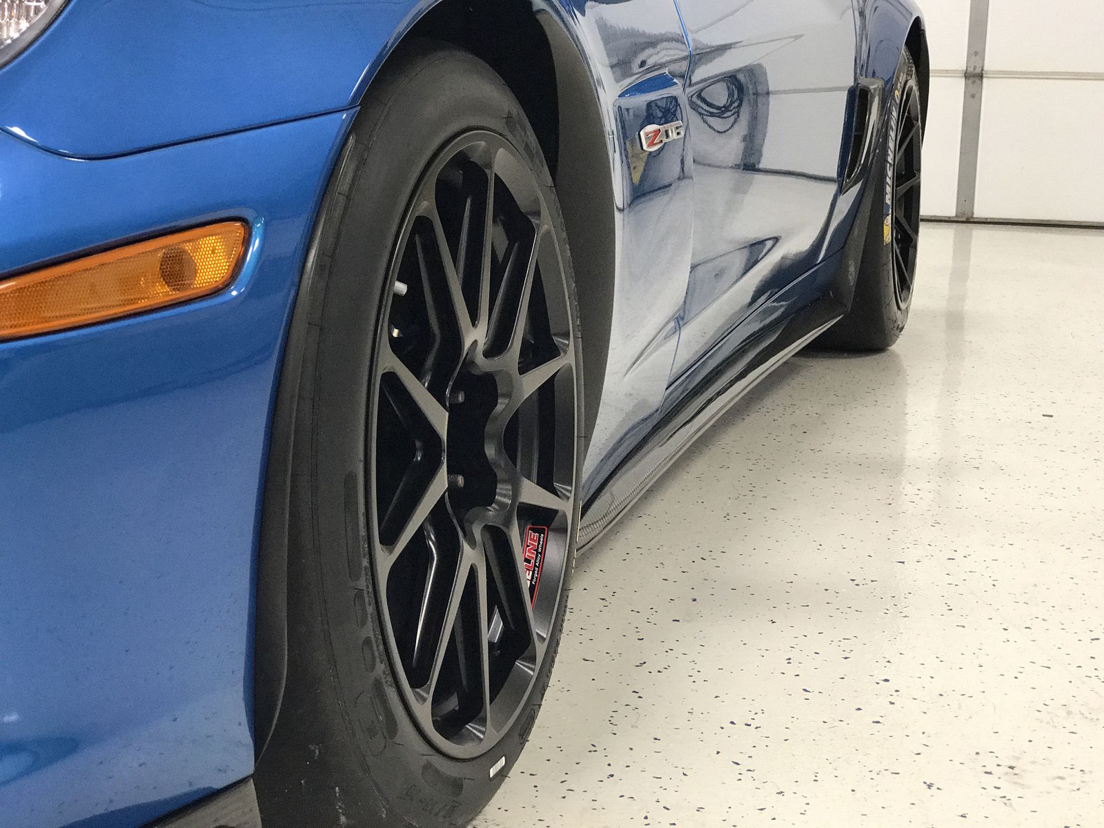 2013 Chevrolet Corvette Z06 | Track-Ready Katech 700HP C6 Corvette Z06 on Forgeline One Piece Forged Monoblock GS1R Wheels