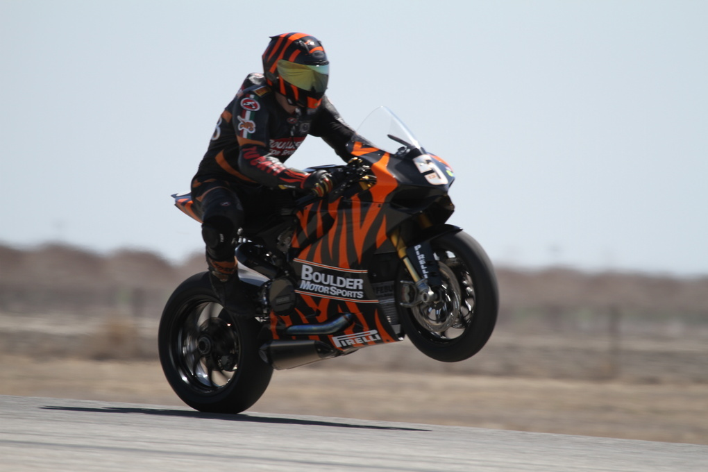 2012 Ducati 1199 PANIGALE S   Tigerbike in action