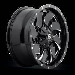 "Fuel 2-piece Cleaver (20"" x 9"") wheels"