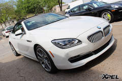 2013 BMW 650i with XPEL ULTIMATE
