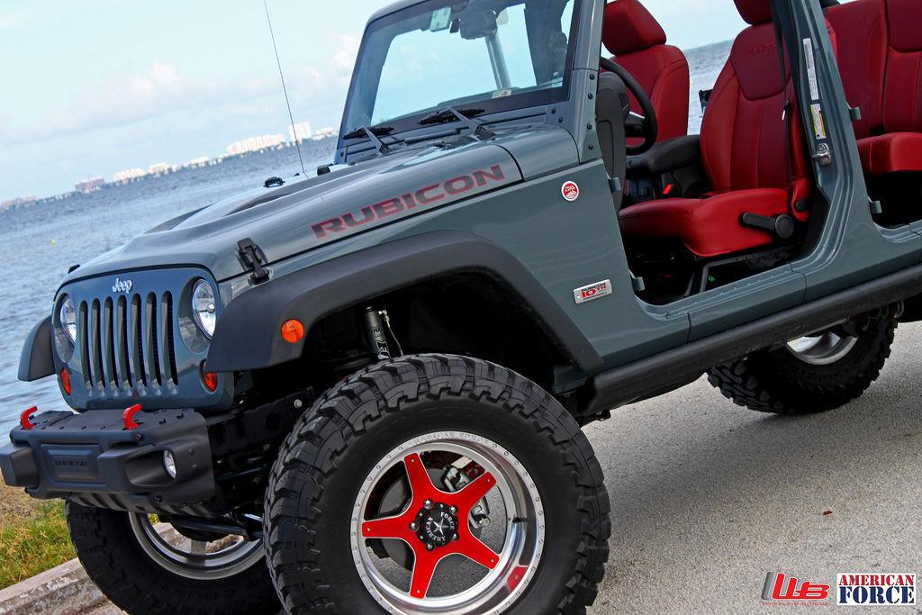 Jeep Wrangler | Jeep Wrangler Rubicon 10th Anniversary Edition