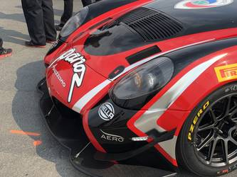 2018 Panoz  | Panoz Scores Big at Pirelli World Challenge Utah