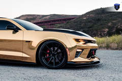 Chevy Camaro - Stance Views