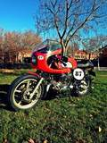 Garbur Garage 87 Cafe Racer