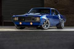 Blackdog Speed Shop's Pro-Touring 1969 Camaro on Forgeline CF3C Concave Wheels