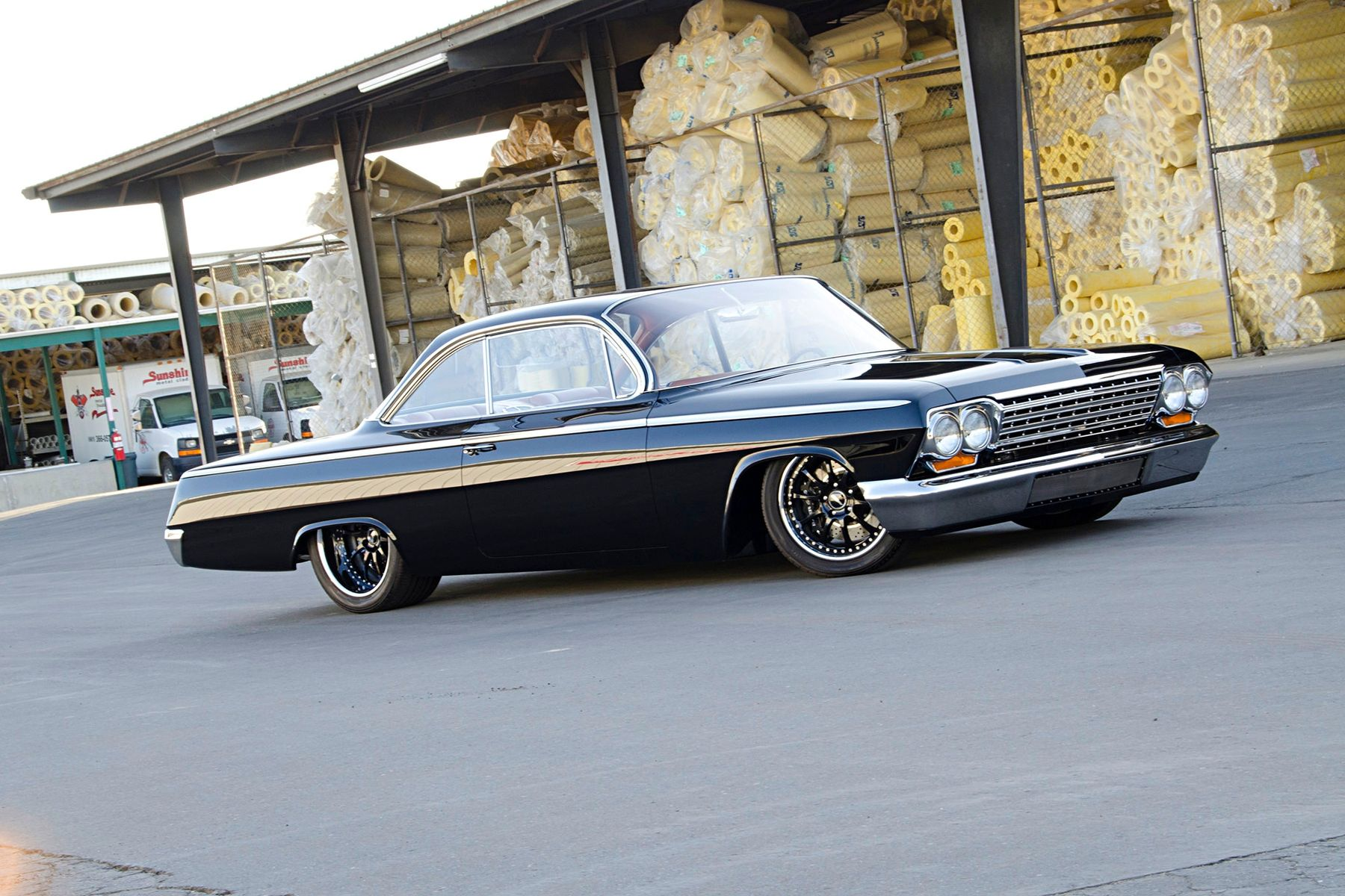 1962 Chevrolet Bel Air | James and Sandy Eudy's '62 Bel Air