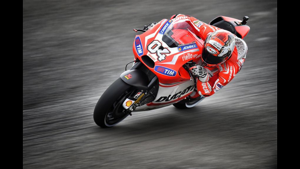 2014 Ducati  | MotoGP Round 3 - Argentina - Dovi