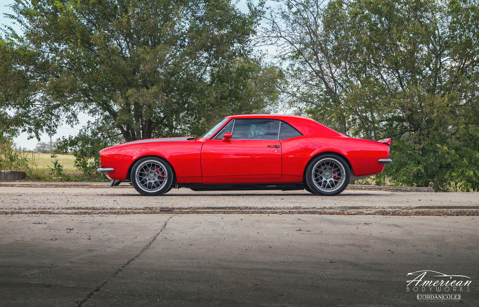 1967 Chevrolet Camaro | American Body Works Camaro on Forgeline DE3C Wheels