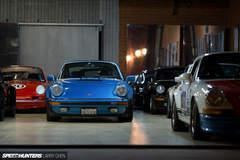Magnus' garage