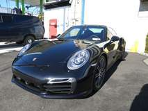 Porsche 991 Turbo S with XPEL ULTIMATE self-healing clear bra