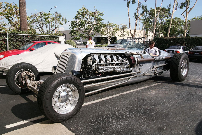 | Jay Leno's Tank Car