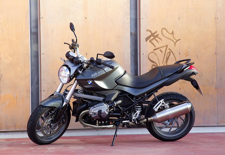 2014 BMW R1200R | R1200R