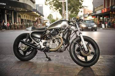 Morning Wood By Garage Project Motorcycles