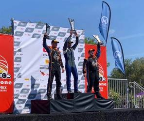 Forgeline Teams Dominate GT4 at GP St. Pete