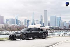 BMW i8 - City Photoshoot