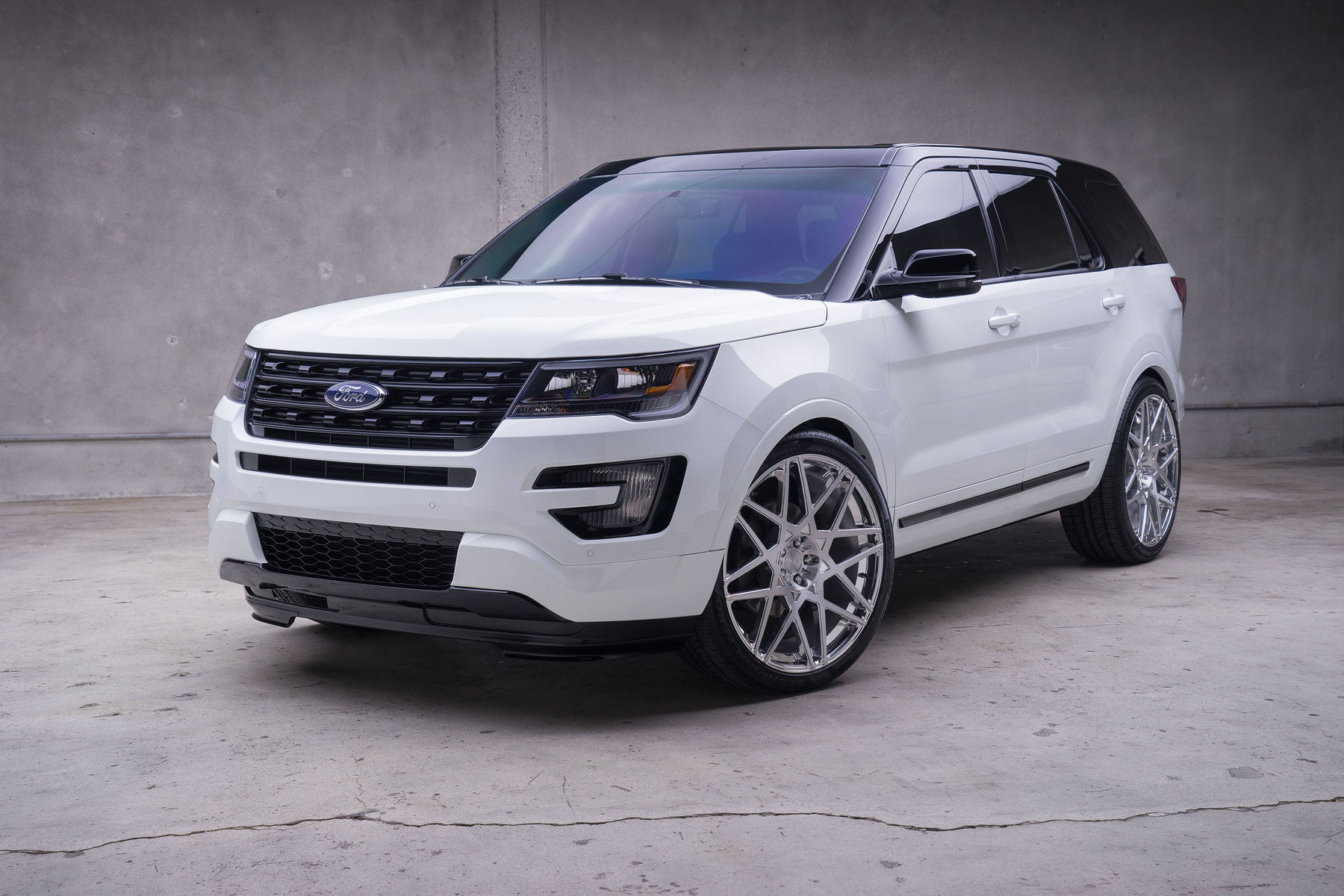 2015 Ford Explorer Sport | '15 Ford Explorer Sport by MAD Industries