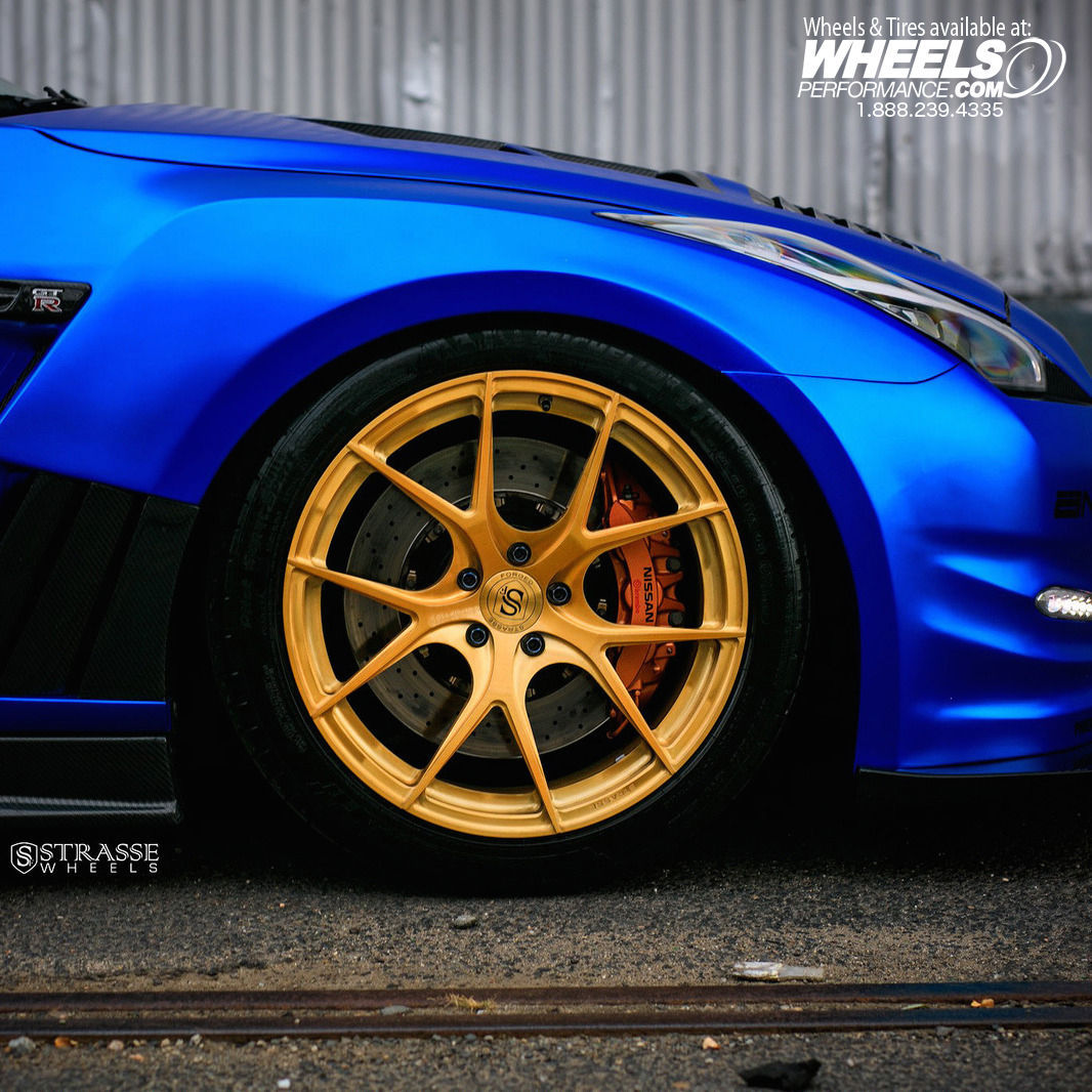 | Strasse Forged SM5R Deep Concave