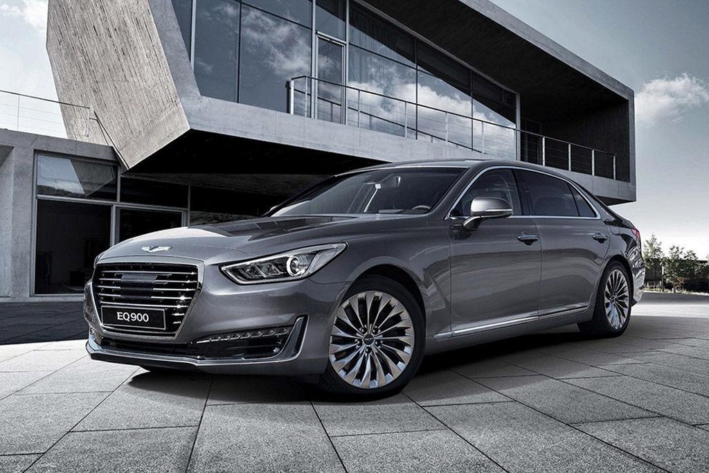 2017 Hyundai Genesis | 2017 Genesis G90
