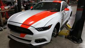 2015 Bojix Ford Mustang