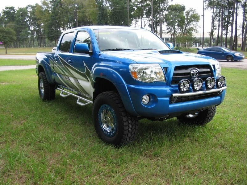 Toyota Tacoma | N-FAB Light Bar (With Tabs)