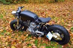 Yamaha Mystery Bike