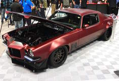 Dutchboys Hotrods' '71 Camaro on Forgeline GA3C Concave Wheels