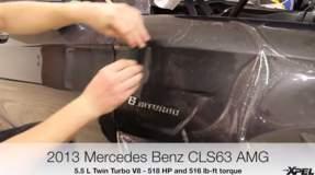 2013 Mercedes Benz CLS63 AMG