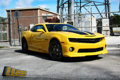 Chevy Camaro On HRE's
