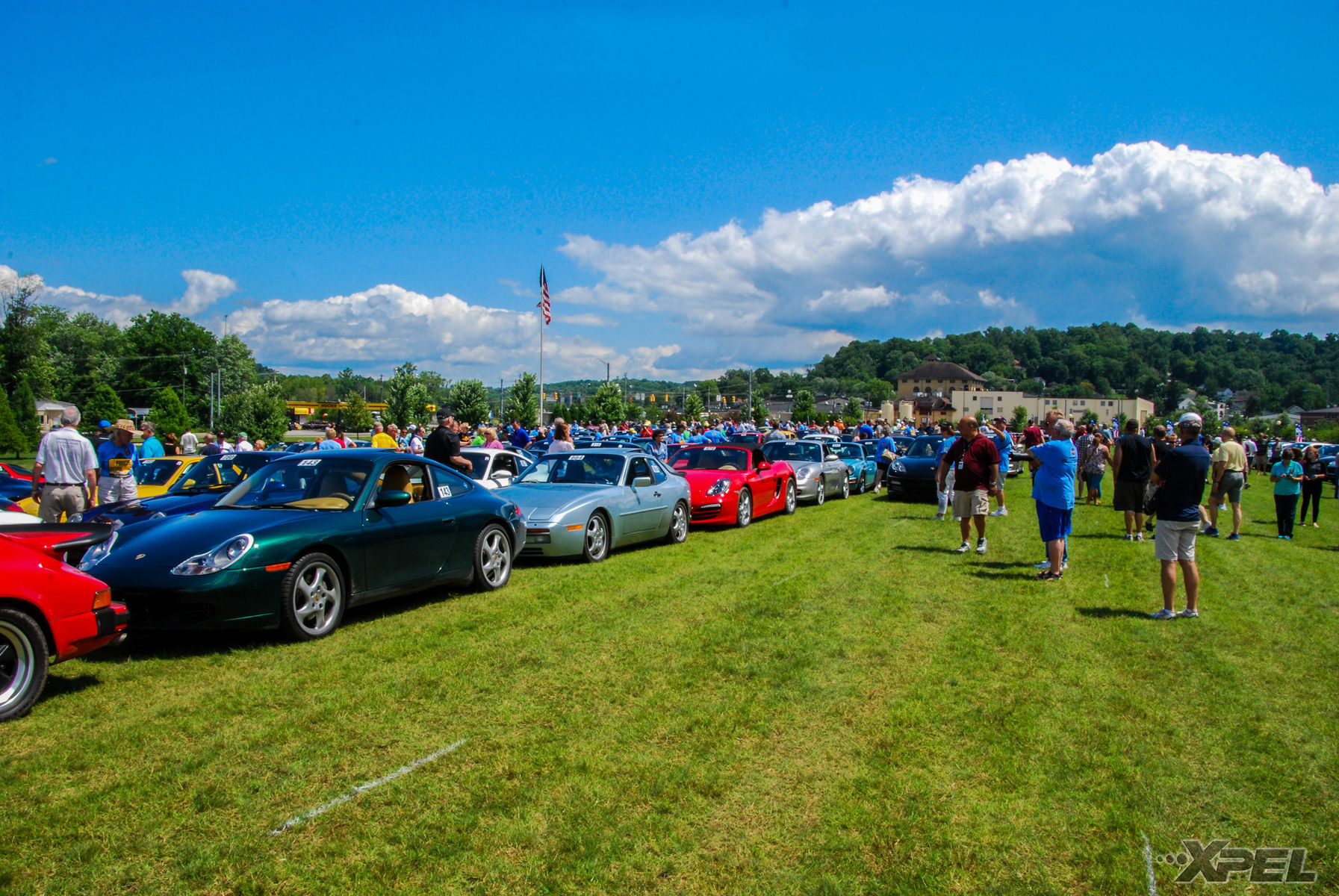 | Porsche Parade 60th Anniversary