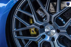 Blue 3 Series - Wheels