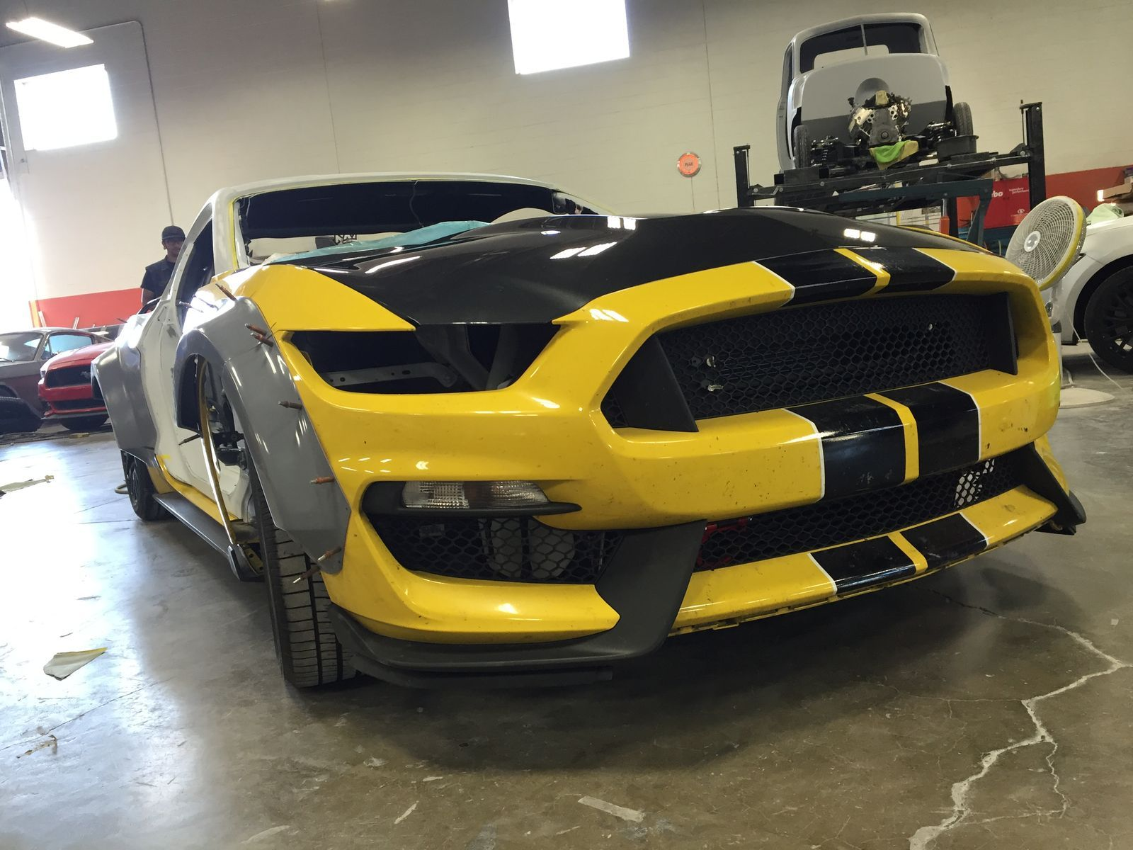 2015 Ford Mustang   '15 Ford Mustang EcoBoost by Ice Nine Group