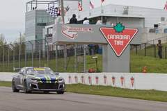 Forgeline Teams on the World Challenge GTS Podium at CTMP