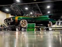 Thunderstruck Hot Rods '69 Camaro on Forgeline CR3 Wheels