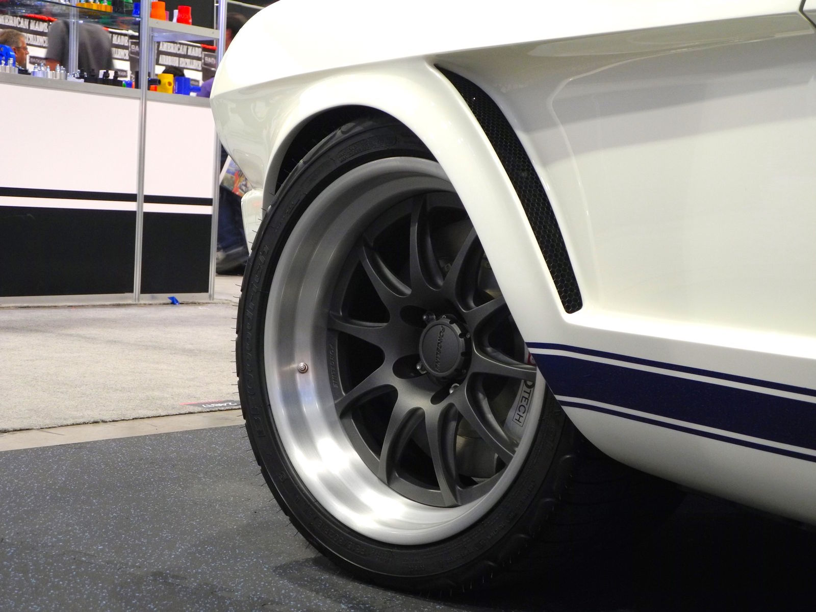 1965 Ford Mustang | Matt Alcala's Widebody 1965 Ford Mustang Fastback on Forgeline GZ3R Wheels