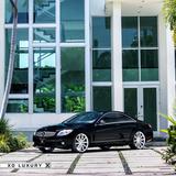 '11 Mercedes-Benz CL500 on XO Tokyo's
