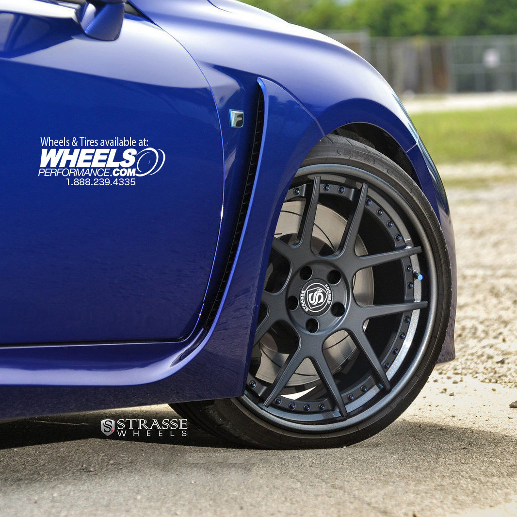 Lexus IS F | Strasse Forged SM5-SC