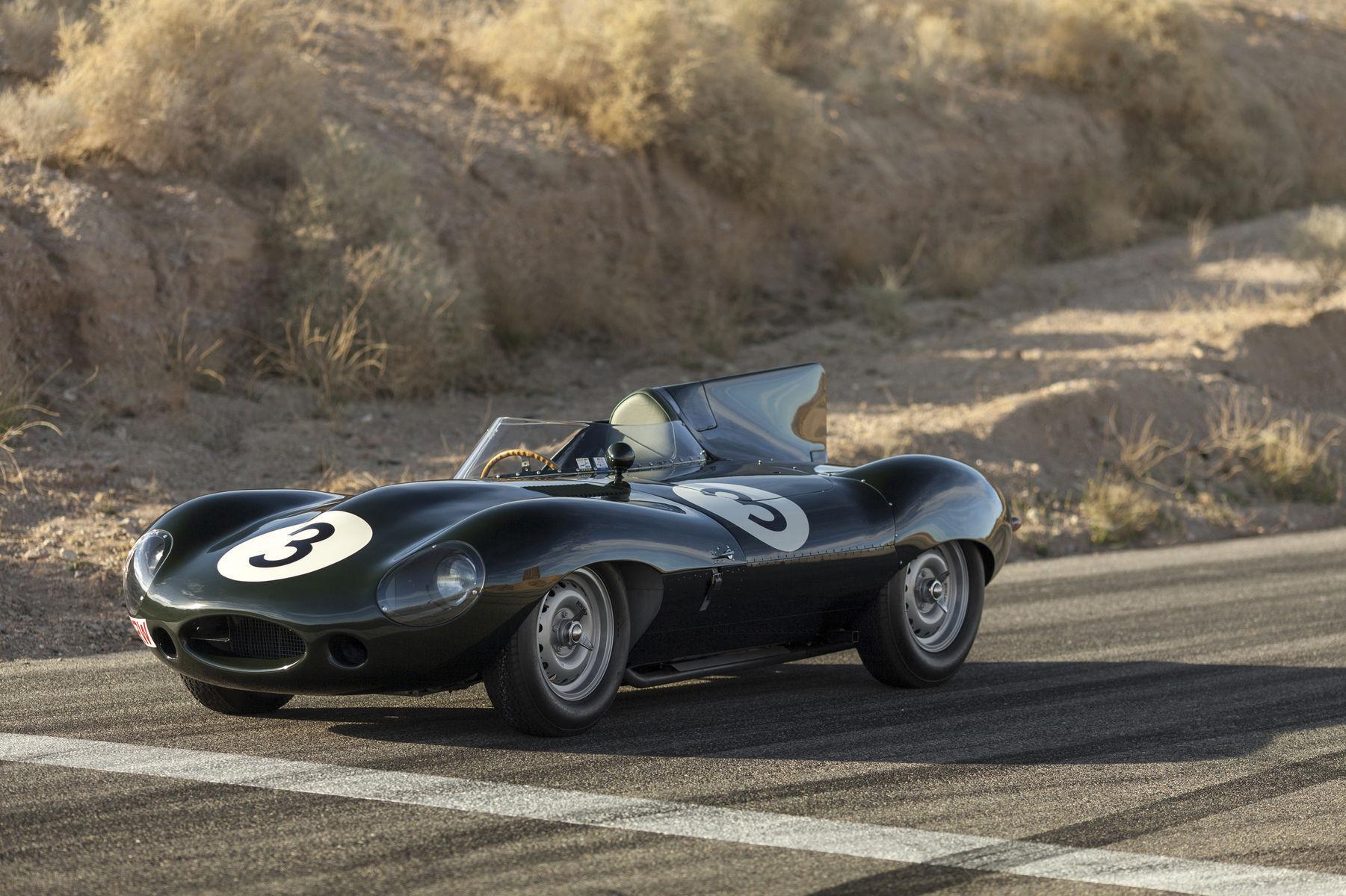 1956 Jaguar  | 1956 Jaguar D-Type