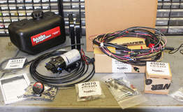 Banks StraightShot® water-methanol injection system