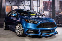 2016 Ford Focus ST by Cinemotive Media