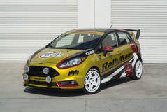 RallyWays Fiesta Rally Car