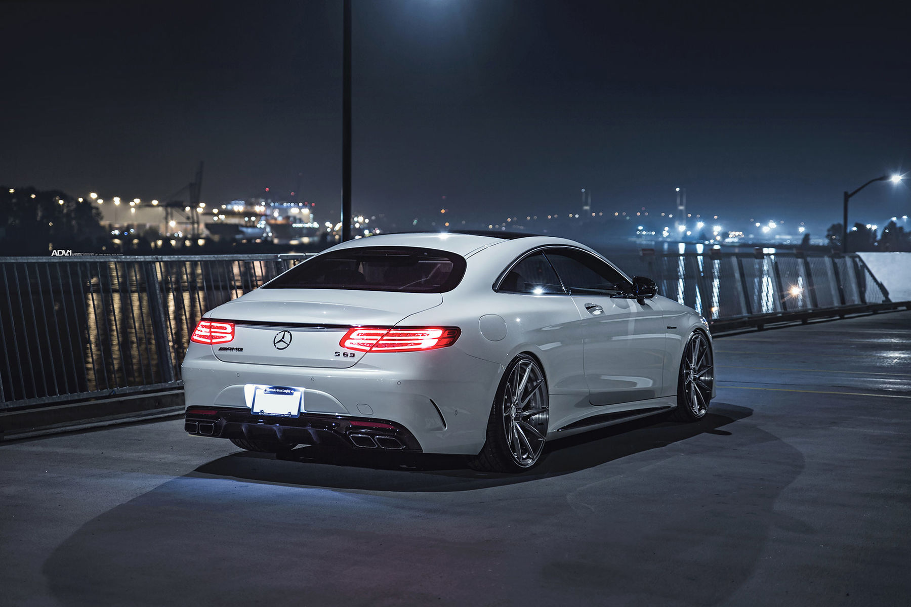 Mercedes-Benz S-Class | Mercedes S63 AMG Coupe - ADV.1 ADV10R M.V2 CS Series Directional Wheels