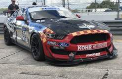 KohR Motorsports Wins the IMSA Michelin Encore at Sebring on Forgeline One Piece Forged Monoblock GS1R Wheels